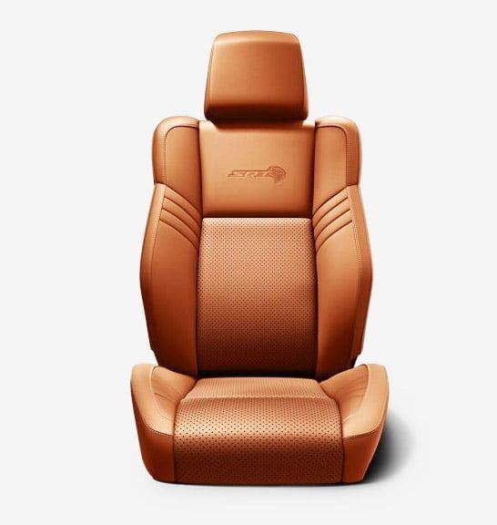 dodge challenger charger 2018 seats laguna leather sepia