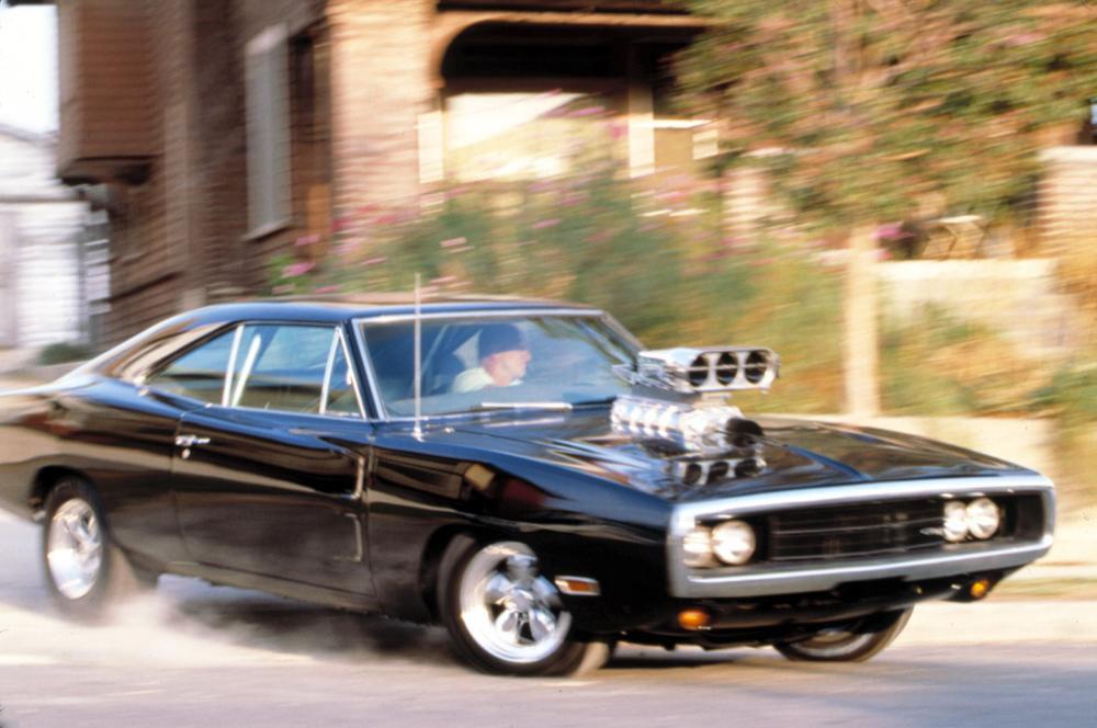 The fast and the furious (2001) - 1970 Dodge Charger