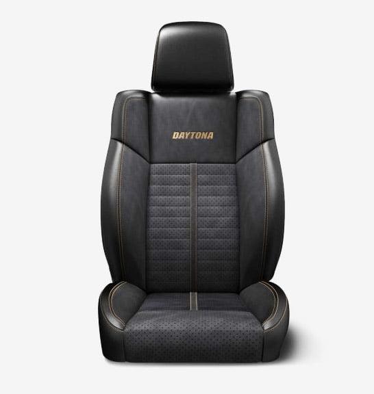 Dodge Charger RT Daytona leather sport seats