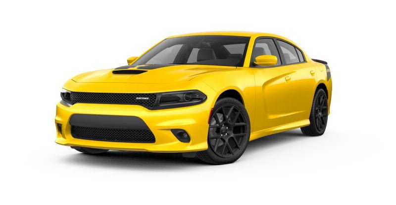 Dodge Charger RT Daytona special model