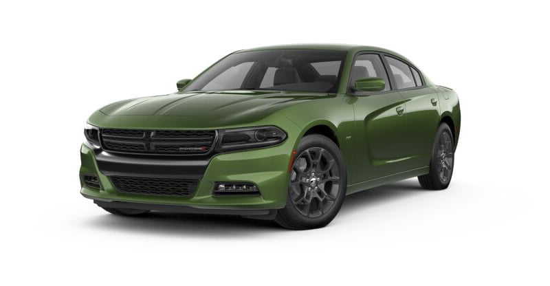 2018 Dodge Charger GT All Wheel Drive 4x4