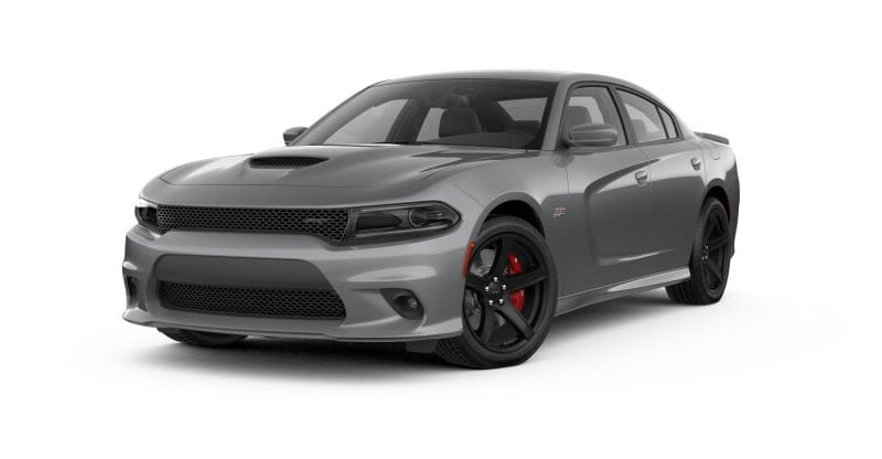 2018 Dodge Charger SRT 392 grey