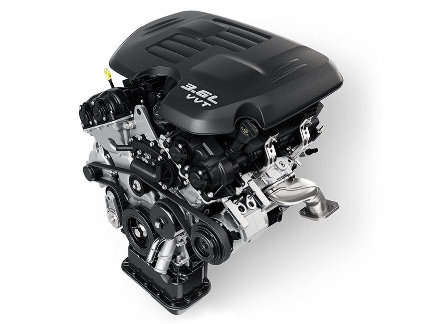 Dodge Pentastar engine for Challenger and Charger