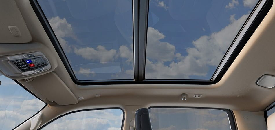 Power sunroof on Dodge RAM 1500
