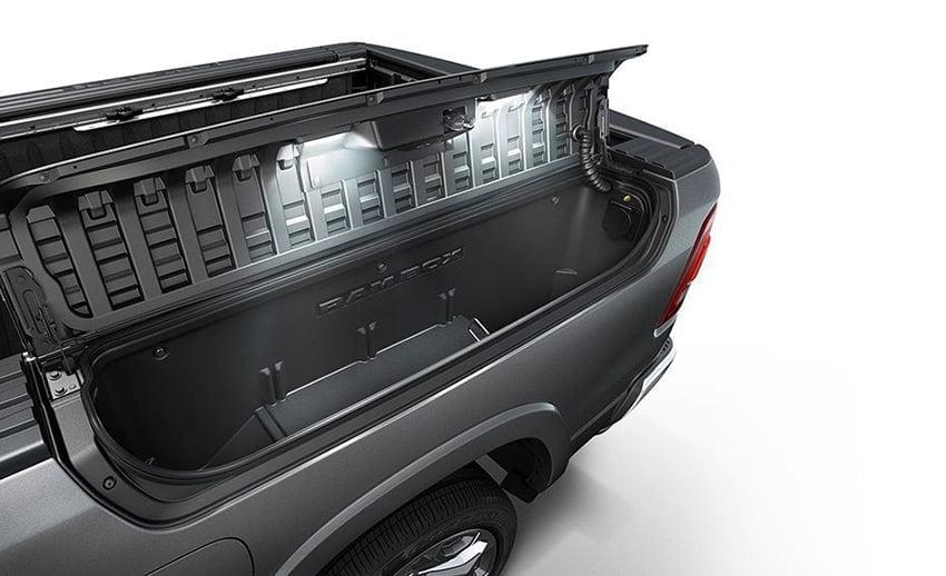 Rambox cargo management system