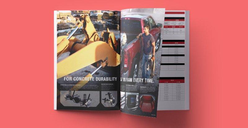 ram trucks official brochure agt europe
