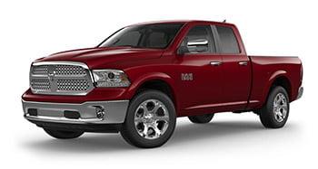 Ram 1500 laramie pickup truck delmonico red