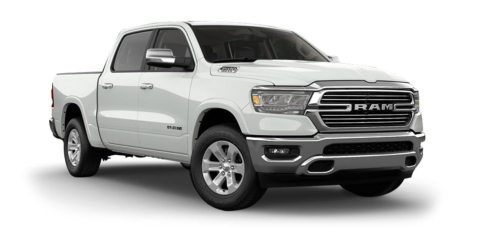 New generation Ram 1500 american pickups