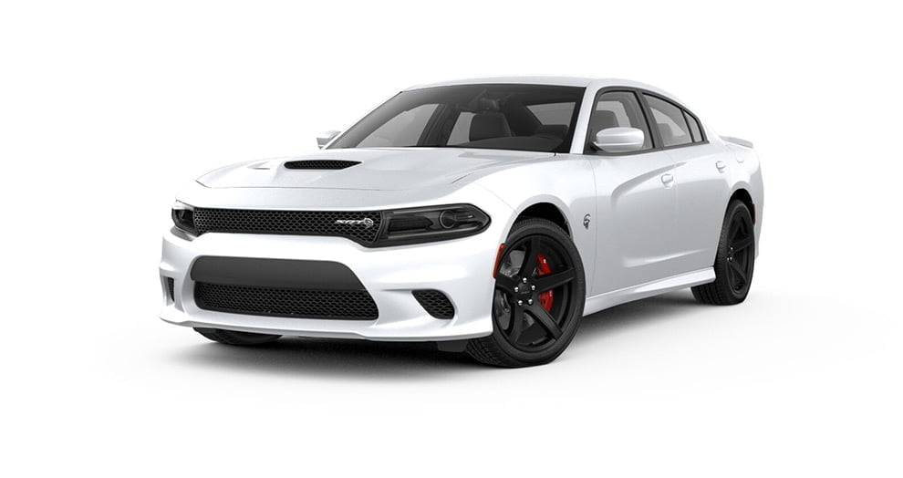Sedan Dodge Charger Hellcat imported