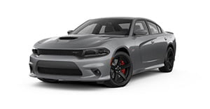 2018 Dodge Charger SRT 392 grey