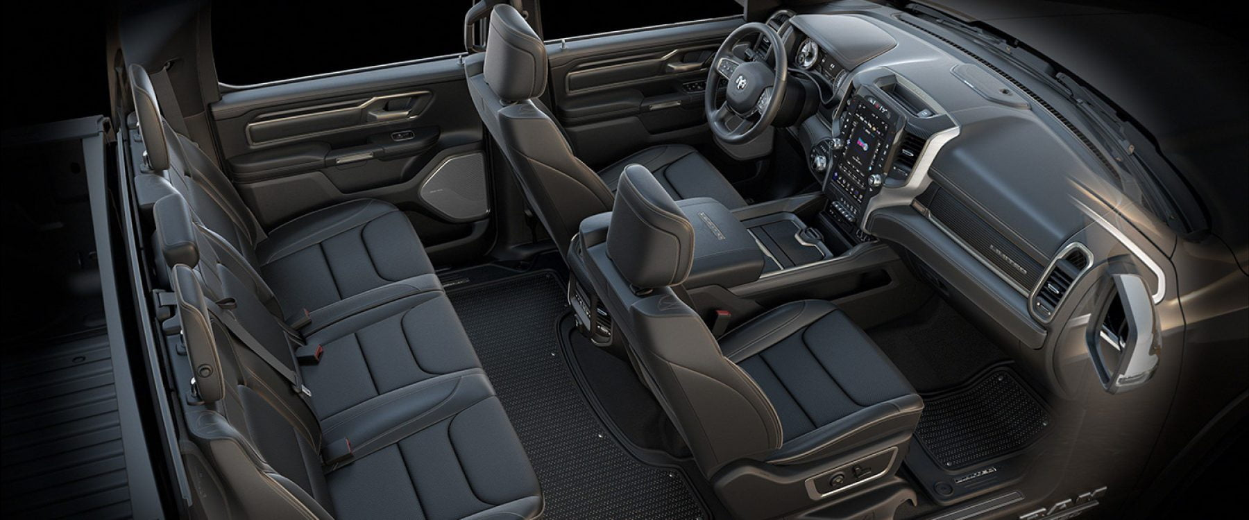 All-new 2019 Dodge Ram 1500 Limited | American Pickup ...