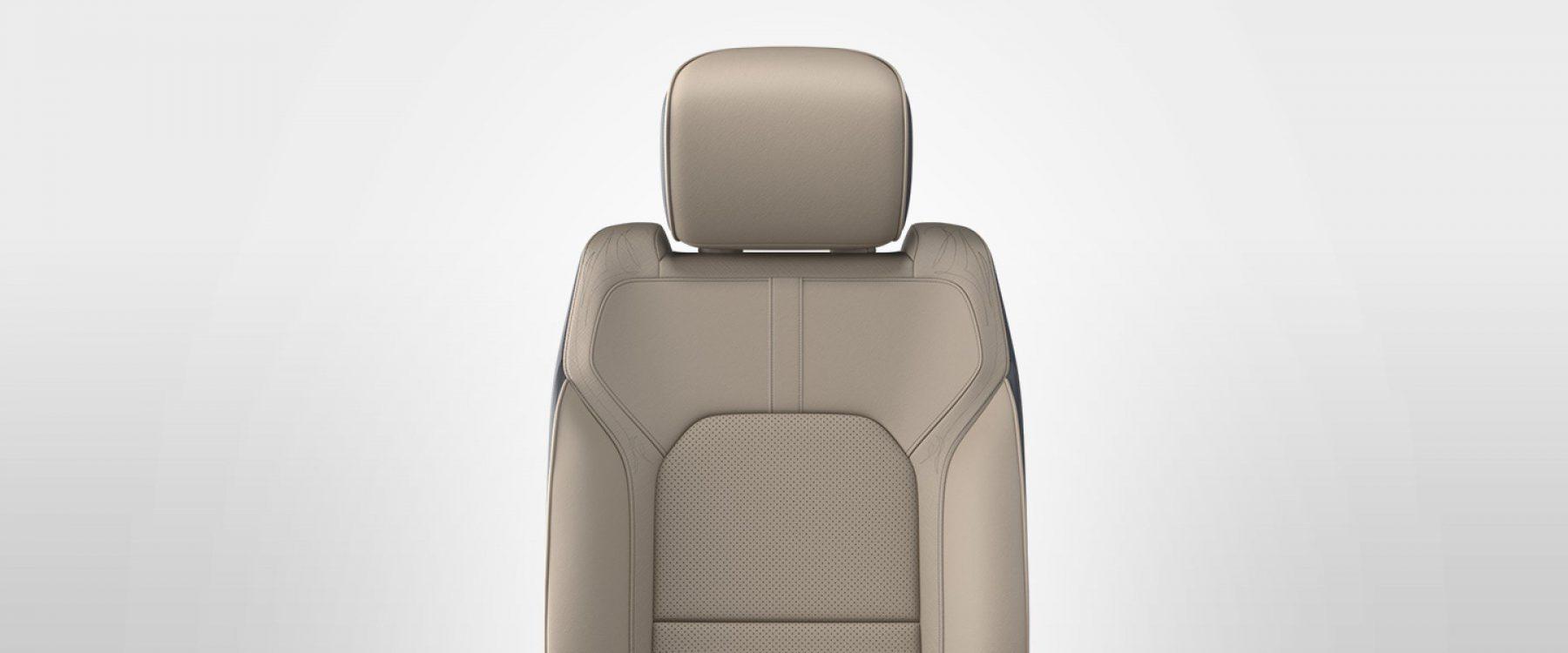 019 Ram 1500 Interior Seats Limited Natura plus indigo light frost beige