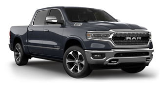 Ram 1500 Limited maximum steel