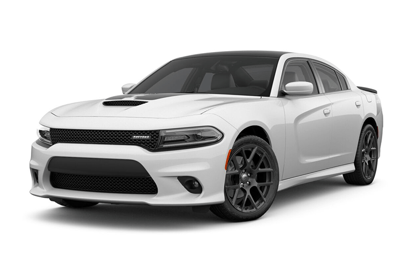 dodge charger rt daytona nascar edition