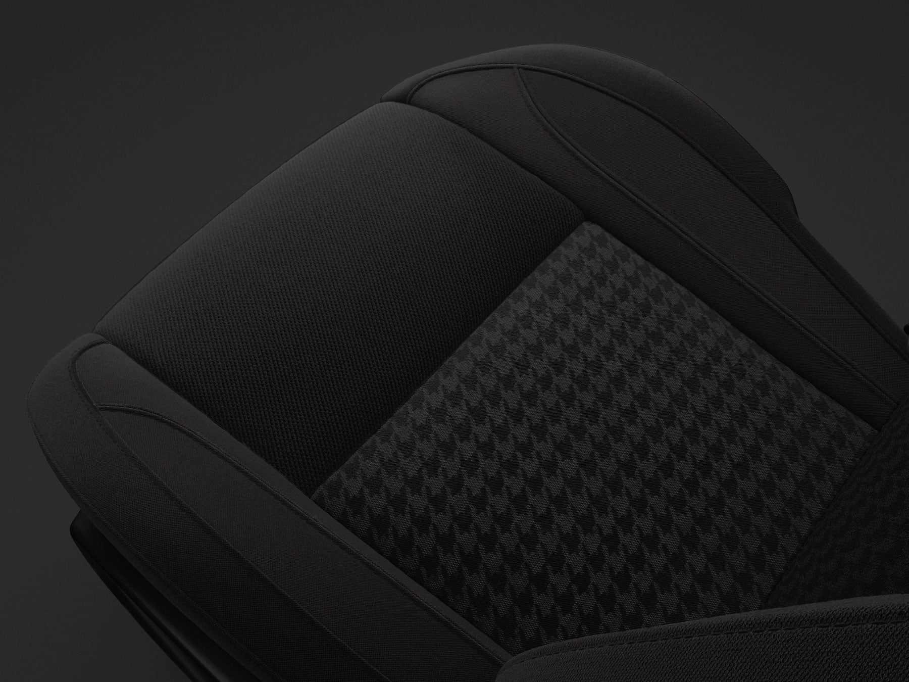 dodge challenger interior cloth