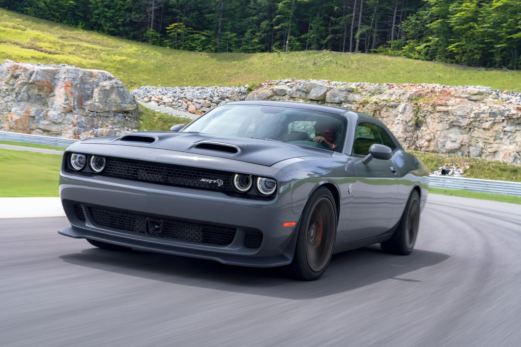Buy Dodge Challenger Hellcat Muscle Car Official Importer