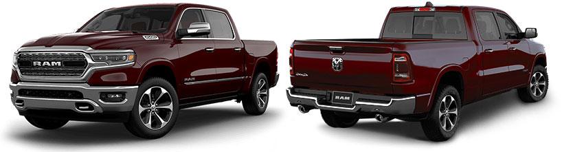 American Pickup Truck Dodge RAM 1500