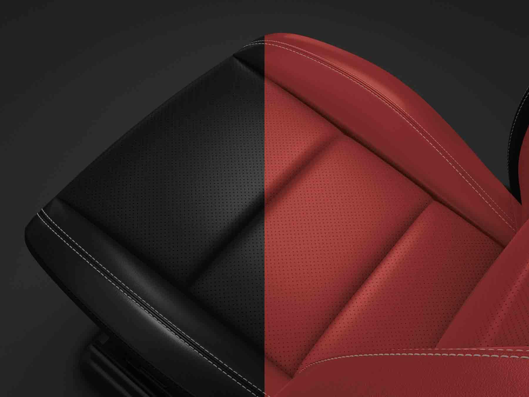 nappa leather trim seat dodge durango