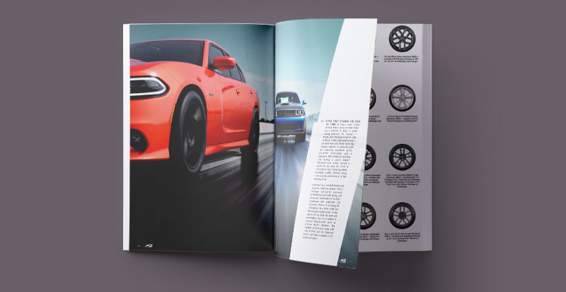 2019 dodge challenger and charger official brochure | AGT Europe