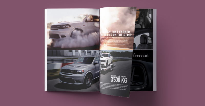 2019 dodge durango official brochure | AGT Europe