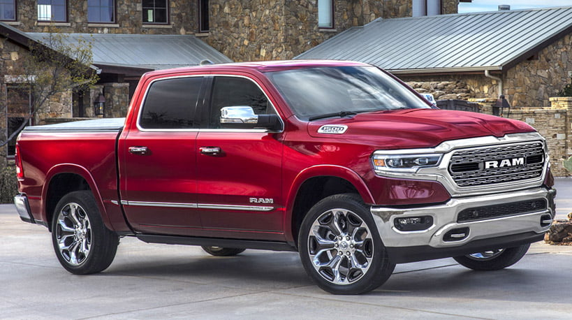 new ram 1500 limited pickup truck 2018