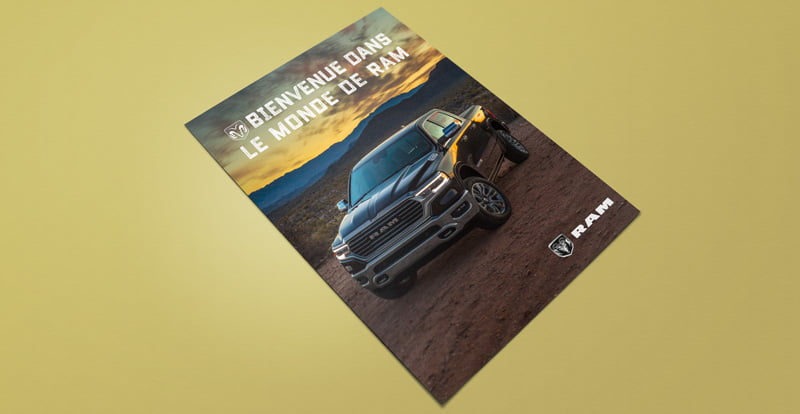 dodge ram 1500 official catalog europe