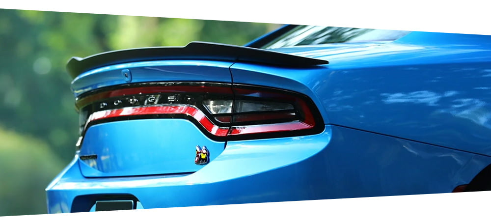Dodge Charger taillamp