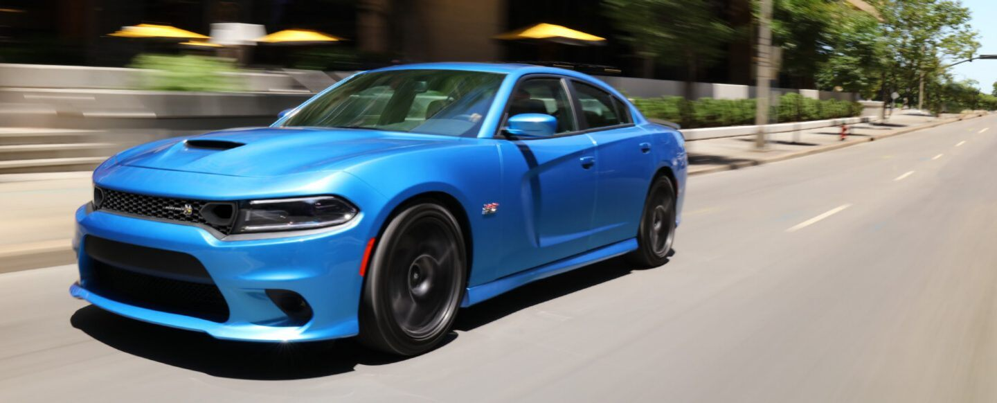 Dodge Charger 392 B5 blue
