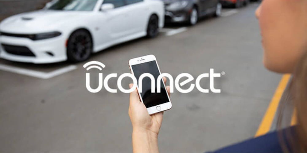 Dodge uConnect system