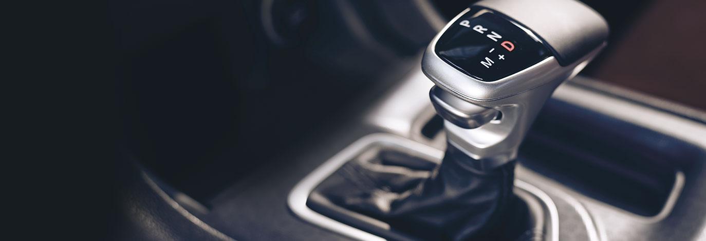 Dodge self-shifting transmission