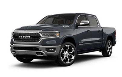 RAM 1500 limited 2019 AGT Europe