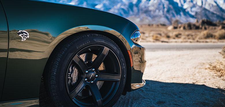 2019 dodge charger alumium wheel