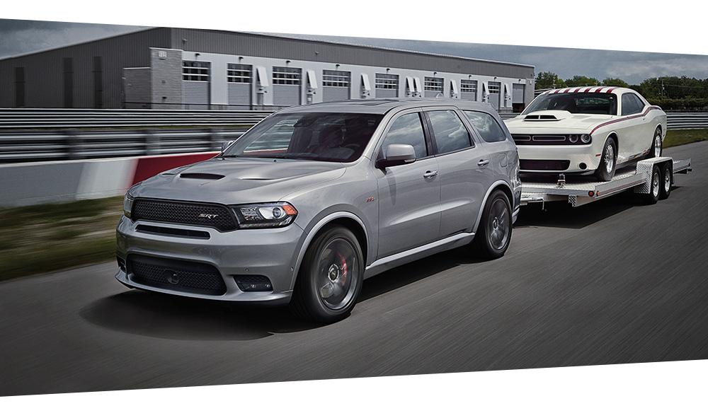 2019 Dodge Durango performance tow Agt Europe