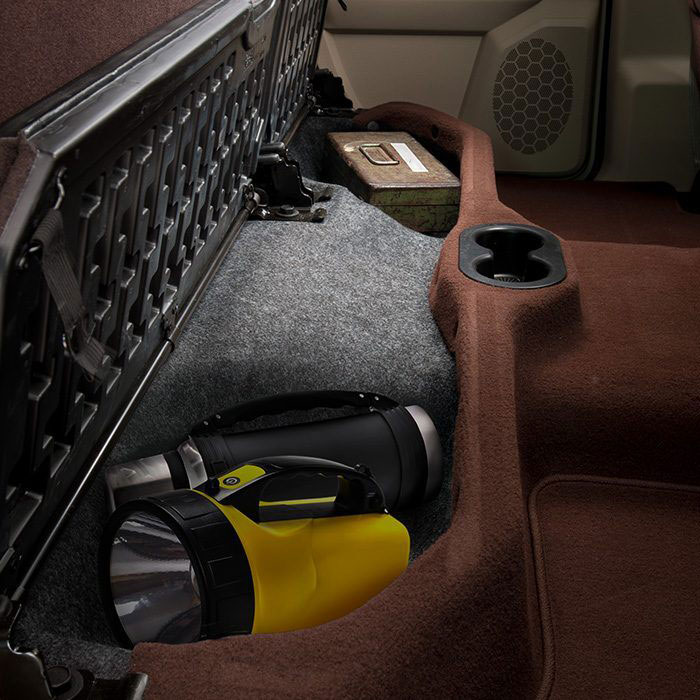 floor bin storage on dodge ram 1500