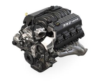 6.4 dodge hemi engine