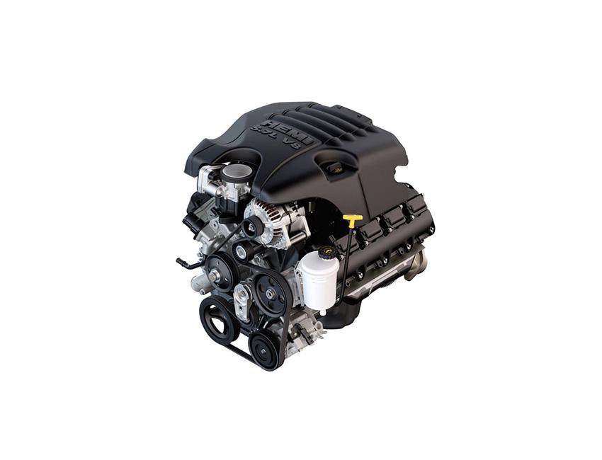 2019 5.7L HEMI V8