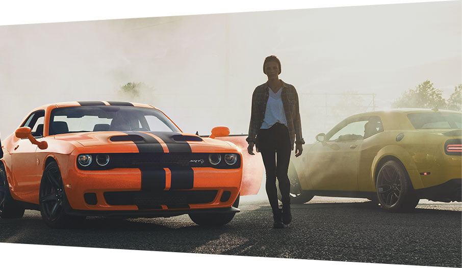 2019 dodge challenger and charger