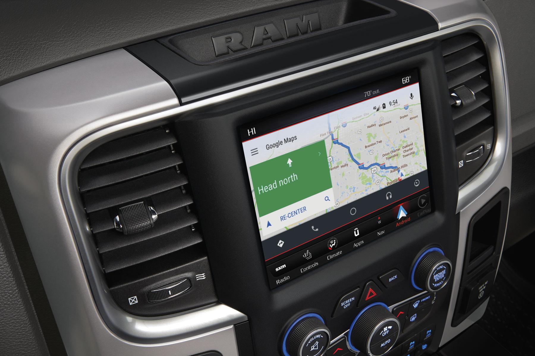 uconnect navigation system dodge ram 1500 slt classic