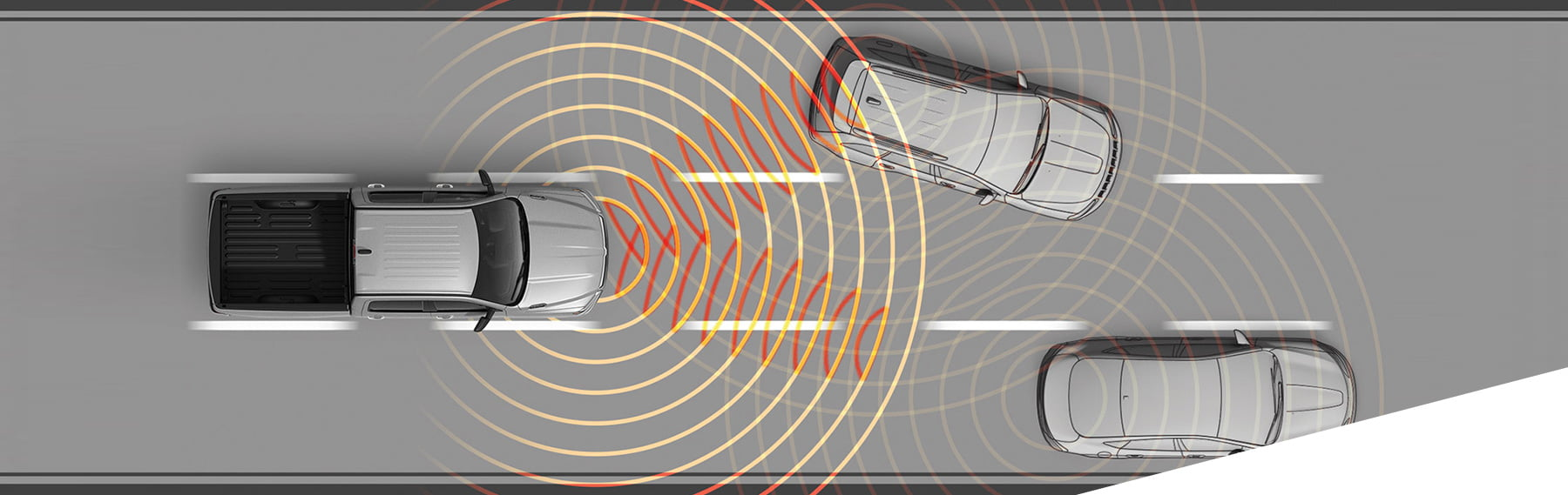 front sensors dodge ram