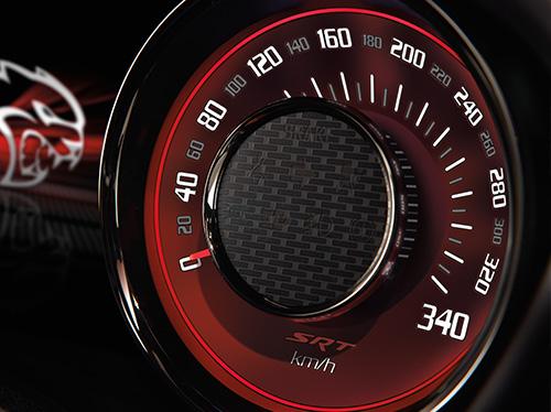 340 km per hour dodge challenger hellcat srt
